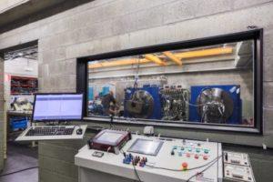 hydropneumotion hydraulische pompen test bank