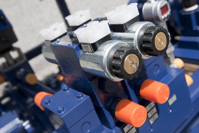 hydropneumotion hydraulisch ventiel reparatie