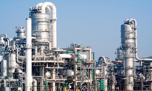 HydroPneuMotion petrochemische industrie