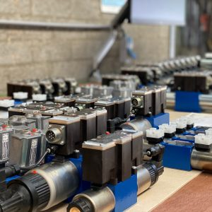 Bosch rexroth valves