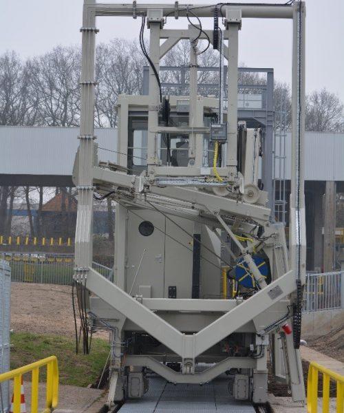 hydropneumotion hydraulische kraanwagen onderhoud