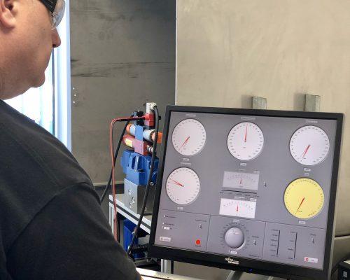hydropneumotion ventiel reparatie proportioneel ventiel servo ventiel revisie